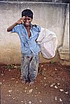 Rag Picker Boy Poses