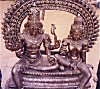 Icon of Shiva and Parwati