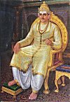 Saint Basaveshwara<p> Basaveshwara showed common people a new path to reach God -- one through their vocation.