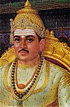 Portrait of Basaveshwara, the Prince of Koodala<p>