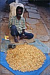 Roasted Peanut Vendor