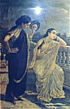 Painting by Raja Ravi Varma