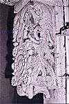 A Wooden Carving of Cancone, Goa