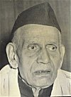 Portrait of Shamba Joshi