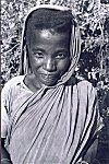 Siddi Girl from the village of Sambrani