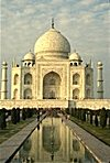 A Tribute to Womanhood -- The Taj Mahal