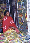 Folk Artist from West Bengal