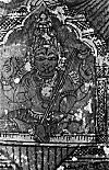 Mythical Man with String Instrument, Tumkur
