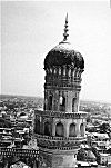 Towering Minaret of Hyderabad