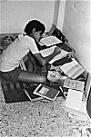 Indian Boy Studying