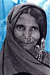 Lambani Woman from Haliyal Tanda