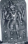 Lord Shiva from a Temple Sculpture