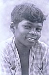 Gond Tribal Boy