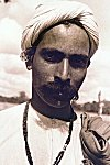 Man Belonging to the Gouli Community