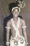 A Youth in Dancing Costumes