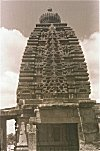The Gopuram of a Southern Temple