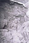 Celestials from a Cave Scuplture