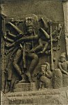 Lord Shiva and His Myriad of Arms