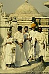 The Shwetambar (White Clad) Priests