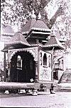 A Typical Temple Building, Goa