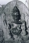 Statue of Elephant Headed Deity Ganesh