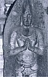 Sculpture of a Vijayanagara Ruler
