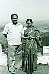 The Kamat Couple in Ooty