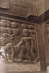 Wooden Carvings on Temple Chariot