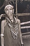 A Proud Housewife of Halakki Tribe