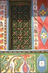 Colorful Windows of India