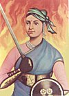 Laxmibai, the Queen of Jhansi