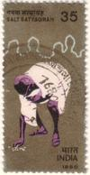 Stamp of Salt Satyagraha