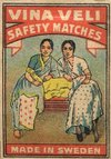 Graphics from Safety Matches