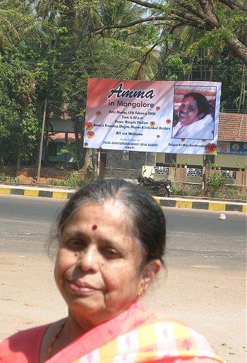 Amma in Mangalore