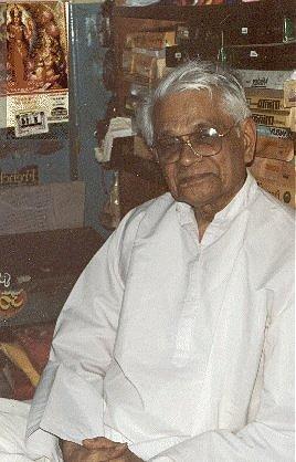 Cloth Merchant V.R. Kamat