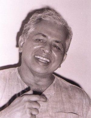 Kannada Writer Niranjan
