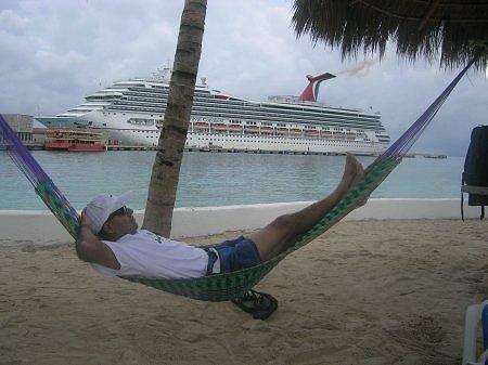 Relaxing? No. Vikas Singh!