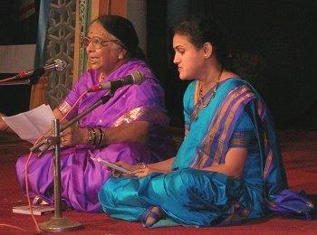 Anuradha and Aparna Dhareshwar