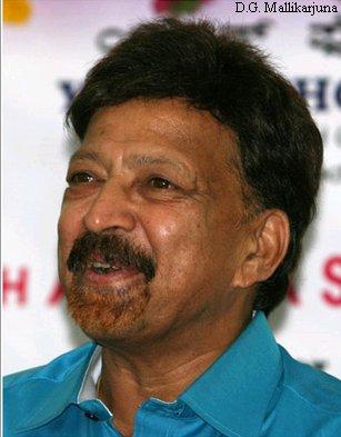 Actor Vishnuvardhan