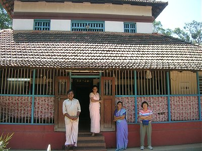 Traditional Household of Manikkara Village